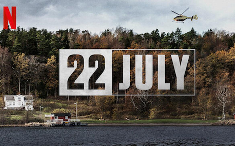 """ชวนดูหนัง""""22 July""""…เมื่อความรักชาติแบบผิดๆ สามารถทำให้ผู้ใหญ่บางคนเห็นการทำร้ายเยาวชนผู้เป็นเมล็ดพันธุ์แห่งเสรีภาพกลายเป็นความชอบธรรม"""