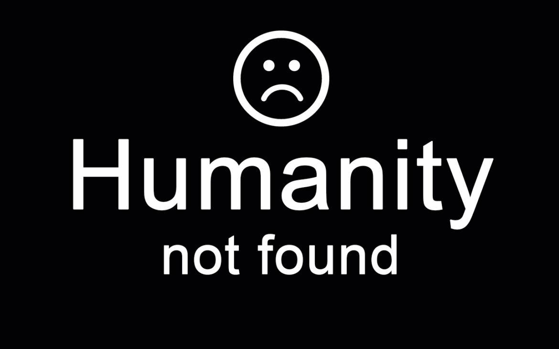 """Lack of Humanity ที่โหดร้ายแต่จริง เหตุผลของความเป็น """"สลิ่ม"""" และ """"Ignorant"""" ที่ไม่รู้สึกรู้สากับการกระทำที่ไร้มนุษยธรรมและความไม่เป็นธรรมทั้งปวง"""