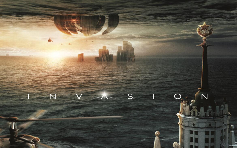 """ชวนดูภาพยนตร์ """"INVASION"""" …เมื่อ IO สุดไฮเทคของกองทัพเอเลี่ยนที่มีมนุษยธรรมเป็นศูนย์ สามารถทำลายล้างมนุษยชาติได้"""
