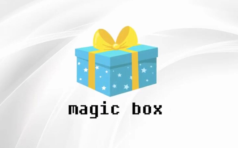 We Think Magic Box