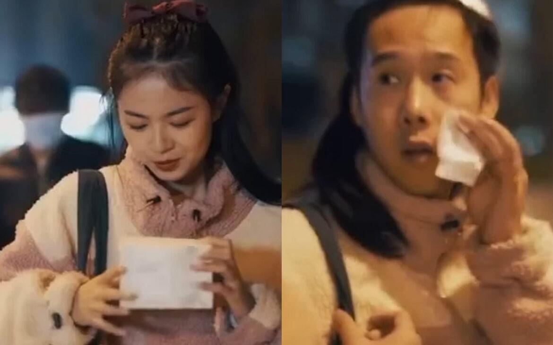 โฆษณาทิชชู่เปียกเช็ดเครื่องสำอางของจีนถูกโซเชียลรุมแบน เพราะมีเนื้อหาเหยียดเพศ และ Victim Blaming เหยื่อสาวที่ถูกสตอล์คเกอร์