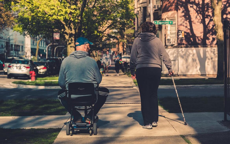 """มาตรฐานของสังคมที่ """"เท่าเทียม"""" สำหรับผู้พิการเริ่มจากความมี """"มนุษยธรรม"""" ของรัฐ"""